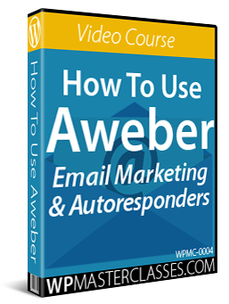 How To Use Aweber: Email Marketing & Autoresponders - WPMasterclasses.com