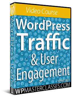 WordPress Traffic & User Engagement