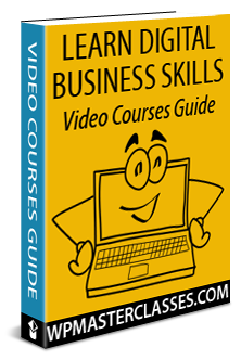 Learn Digital Business Skills Video Training Courses Guide
