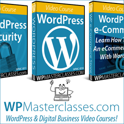 Improve Your Digital Business Skills - WordPress Video Courses