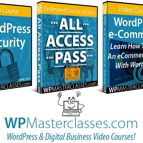 WordPress & Digital Business Video Courses - All Access Pass Membership - WPMasterclasses.com